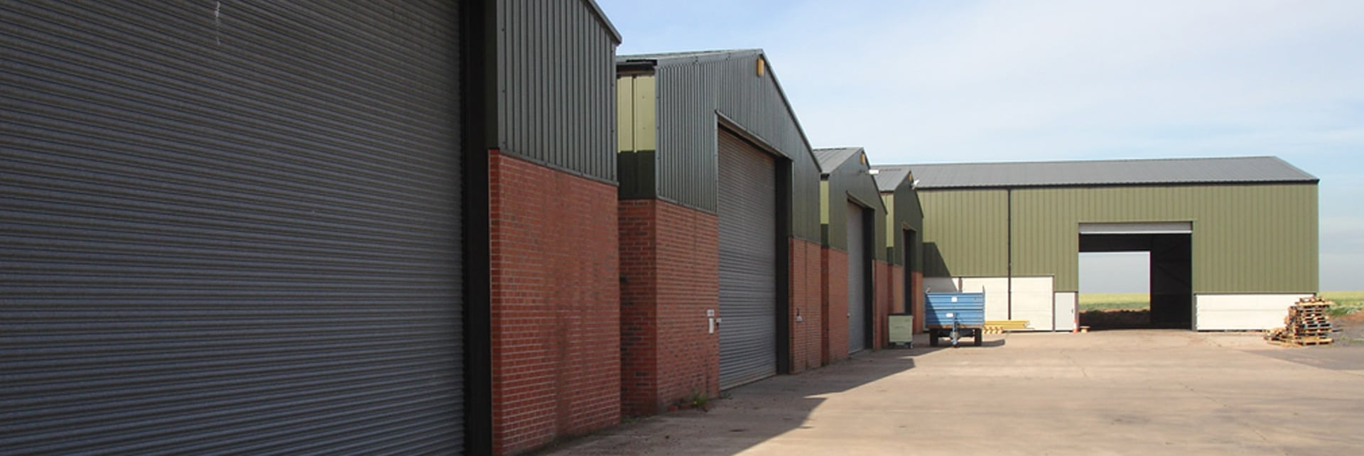 Workshop Buildings