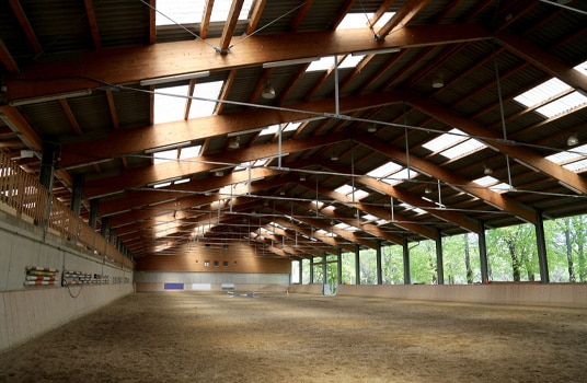 Indoor Arenas