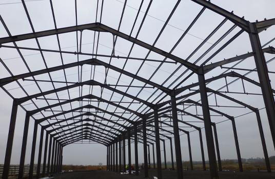 Specialists in Steel Framed Buildings