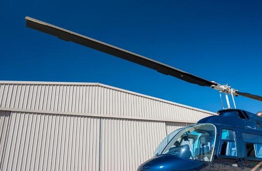 Helicopter Hangars