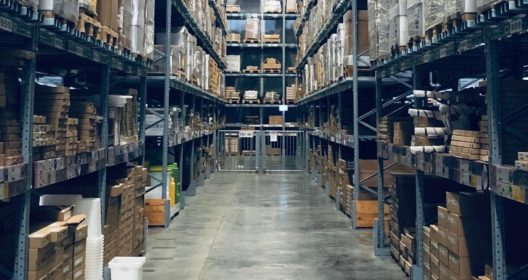 Inside an Ambient Warehouse